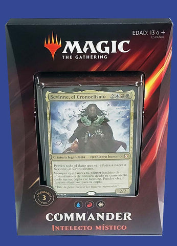 Magic Commander Intelecto Místico