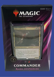 Magic  Commander Rabia Despidada