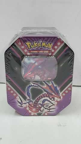 Pokemon Mega Tin Eternatus V