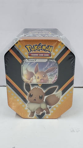 Pokemon Mega Tin Eevee V