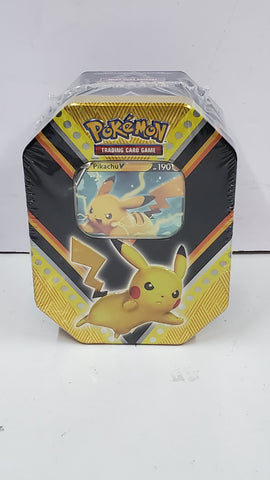 Pokemon Mega Tin pikachu V