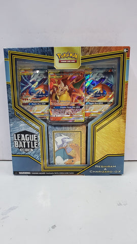 Pokemon League Battle Deck Reshiram & Charizard GX