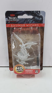 Dungeons & Dragons Nolzur´s Marvelous: Aasimar Wizard