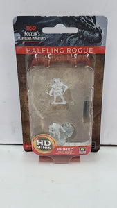 Dungeons & Dragons Nolzur´s Marvelous: Halfling Rogue