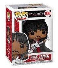 Funko Pop Rocks: Rick James