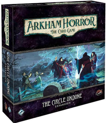 Arkham Horror LCG: The Circle Undone Expansión