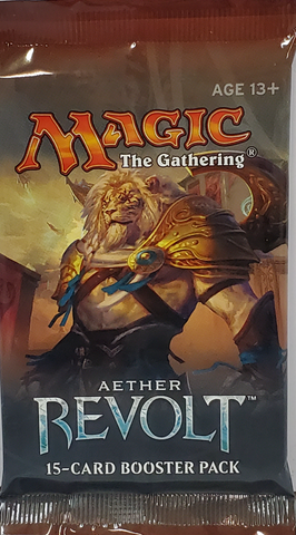 Magic Booster Aether Revolt