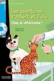 Albert Et Folio Chez Le Veterinaire A1 + CD Audio MP3