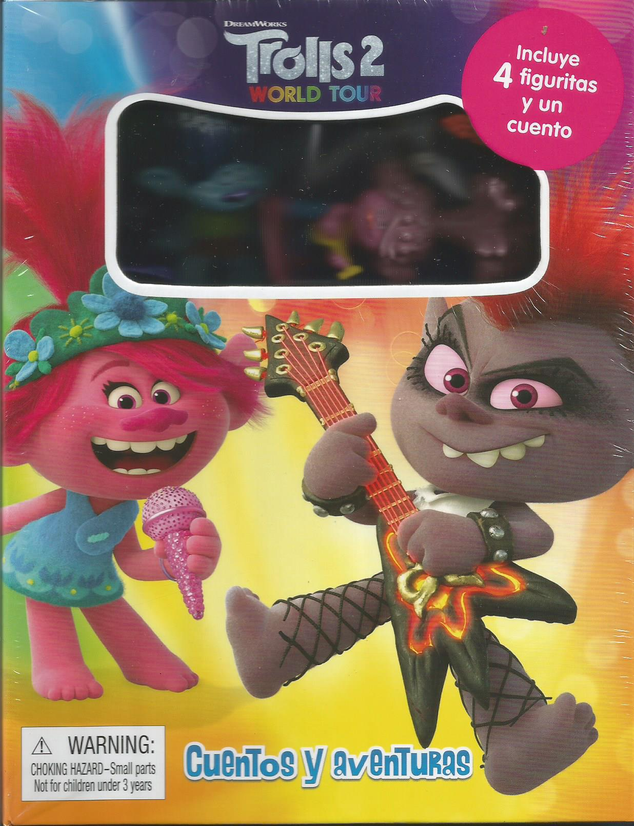 Tattle Tales-Trolls 2