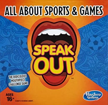 Speak Out: All About Sport & Games