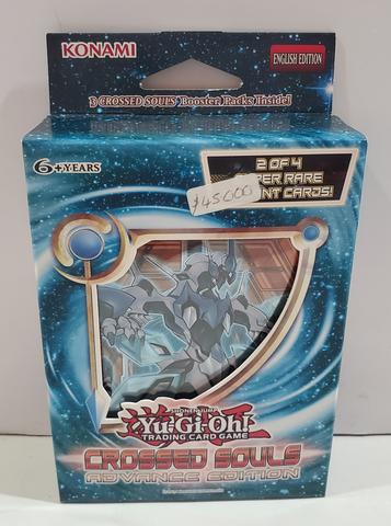 YuGiOh Crossed Souls Advanced Edition