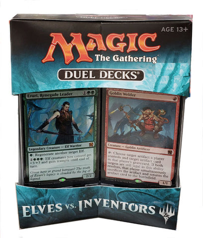 Magic Duel Decks: Elves vs. Inventors