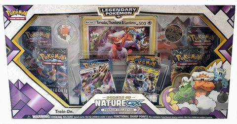 Pokemon: Forces of Nature Gx