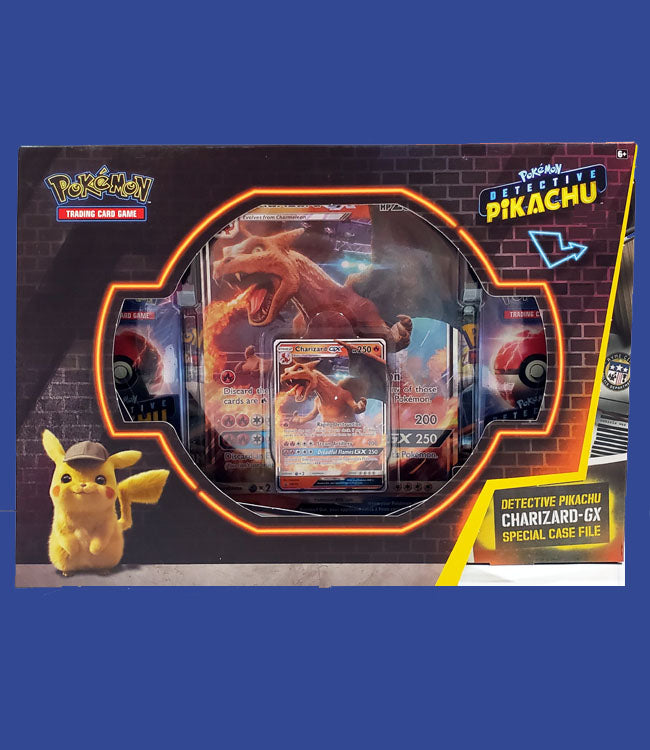 Pokemon Charizard GX