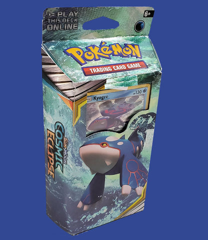 Pokemon Cosmic Eclipse - Kyogre deck