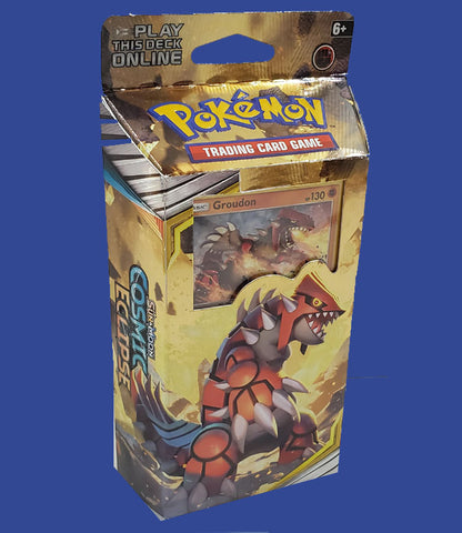 Pokemon Cosmic Eclipse - Groudon deck