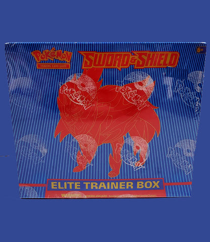 Pokemon Sword & Shield Elite Trainer Box