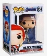 Funko Pop Avengers Black Widow