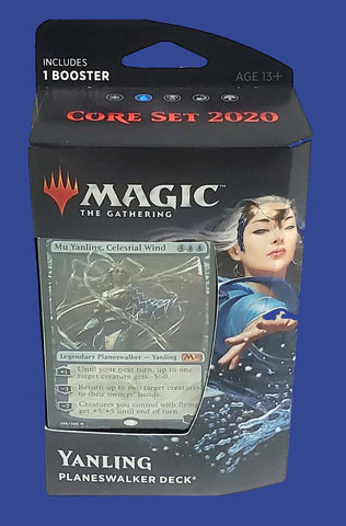Magic Core Set: Yanling Deck