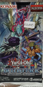 YuGiOh Booster Duelist Pack Dimensional Guardians
