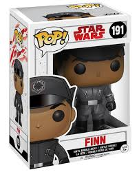Funko Pop Star wars the last jedi finn