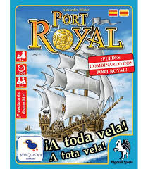 Port Royal A Toda Vela