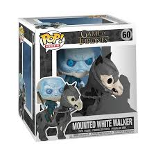 Funko Pop Game Of Thrones Mounted White Walker
