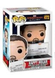 Funko Pop Marvel Spiderman Happy Hogan