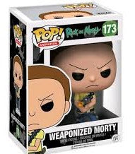 Funko Pop Weaponized Morty Rick & Morty