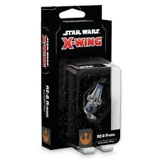 Star Wars X-wing Miniatures Rz-2 A-wing