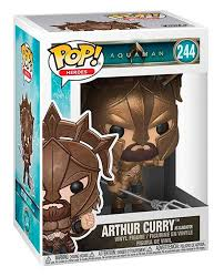 Funko Pop Heroes: Aquaman-Arthur Curry