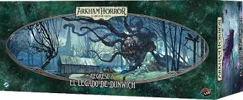 Arkham Horror: Return to the Dunwich Legacy