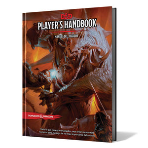 D&D Player's Handbook: Manual del Jugador