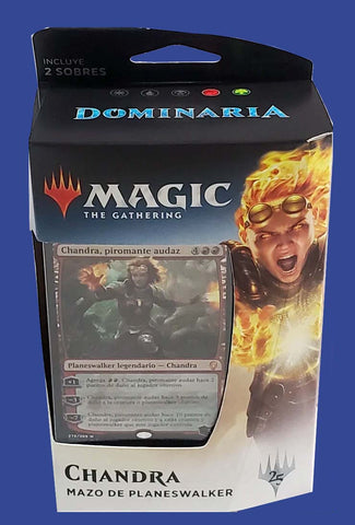 Magic Dominaria: Chandra Baraja