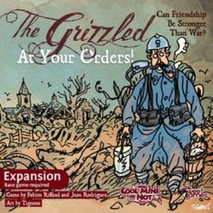 The Grizzled At Your Orders! Expansión