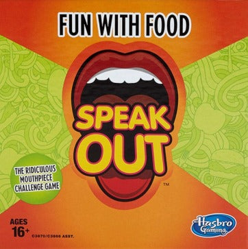 Speak Out :  Fun With Food expansión
