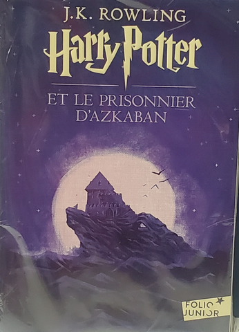 Harry Potter Et Le Prisionnier D´Azkaban