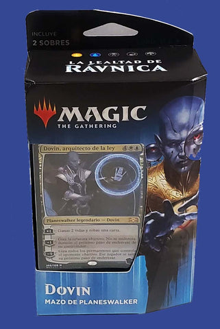 Magic La Lealtad de Ravina: Dovin Baraja