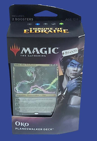Magic Throne of Eldraine OKO Deck