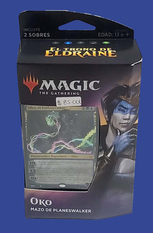 Magic El Trono de Eldraine: OKO Baraja