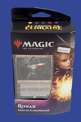 Magic El Trono de Eldraine: Rowan Baraja