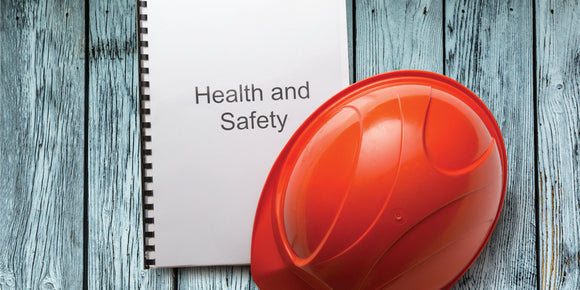 Health and Safety products available here
