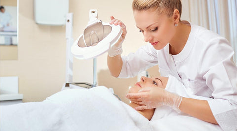 beauty therapy aesthetics professional career