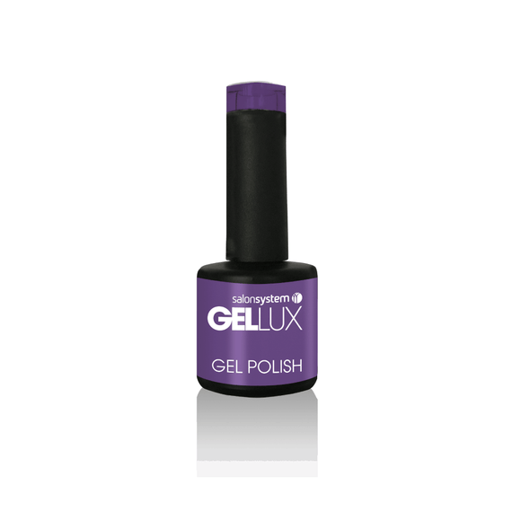 GELLUX 8ML - LAVISH LILAC GEL POLISH