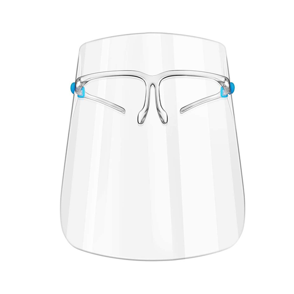 Face Shield (Glasses Style)