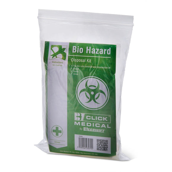 Biohazard Disposal Spill Kit Kit