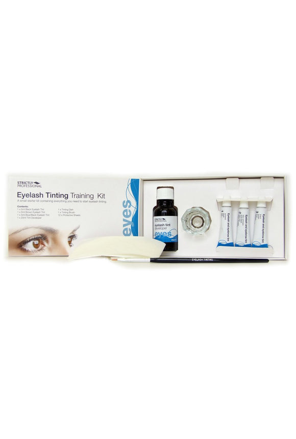 EYELASH TINTING TRAINING KIT