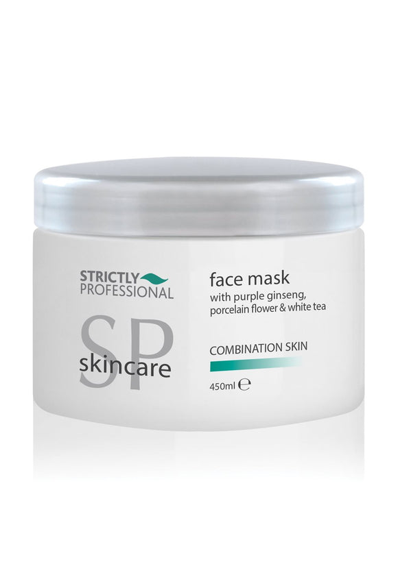 stricly professional face mask 450ml for combination skin