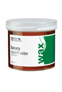 LUXURY WARM WAX