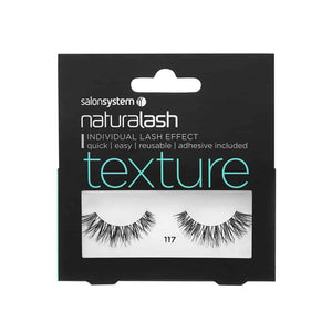 BLACK TEXTURE LASHES
